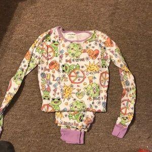 Joe Boxer Girls 2 Piece Pajama Set